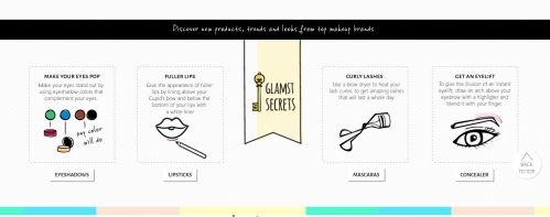 glamst secrets